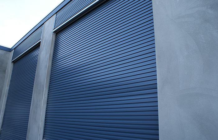 Continuous Curtain Industrial Roller Door 4 Gliderol
