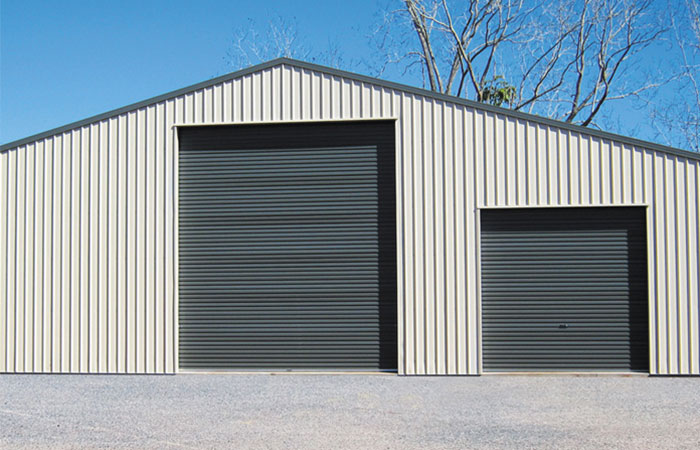 Continuous Curtain Industrial Roller Door Gliderol